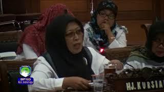 Rapat Kerja Komisi III Dengan Pimpinan BUMD DAN ASDA 3 DPRD Kab Indramayu