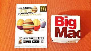 1€ Big Mac | 32 Tage Oster Angebot Kalender Bei Mcdonald's