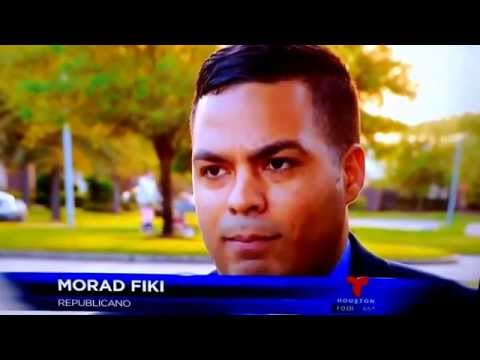 Morad Fiki interview with Telemundo regarding Kathleen Sebelius resignation