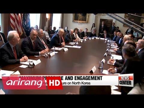 North Korea at the top of the agenda for South Korea-U.S. summit talks