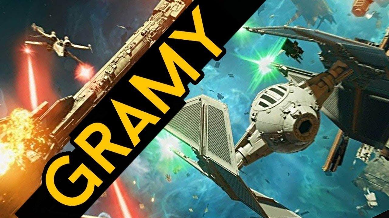 Arasz + X-Wing = GRAMY w Star Wars: Squadrons.