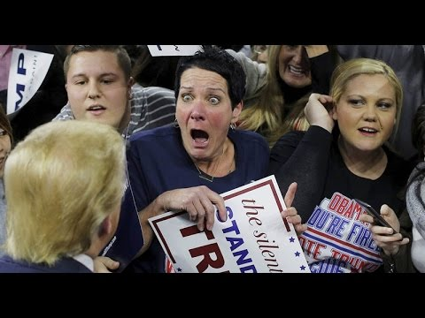 Poll: Many Trump supporters actually believe what he says
