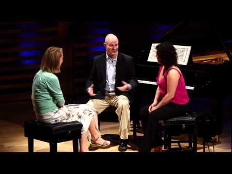 Charles Owen and Katya Apekisheva   Mozart Unwrapped
