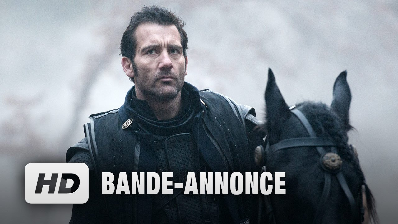 Derniers guerriers - Bande-annonce HD (2015) - Clive Owen, Morgan Freeman