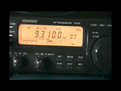 WYFR Family Radio in ilocano (relay Almaty, Kazakhstan) - 9310 kHz