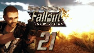 "Let's Roleplay Fallout: New Vegas Episode 21 ""Shimmering Air"""