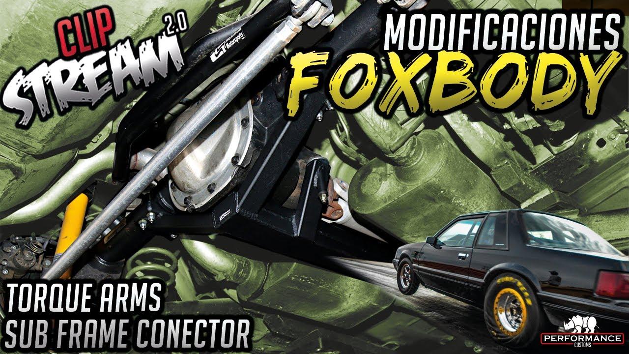 #Foxbody (LS 5.3L Turbo) Tips de #Pro Mods