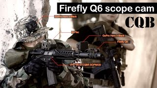 Bus station CQB - Scope cam Firefly Q6 1st field test