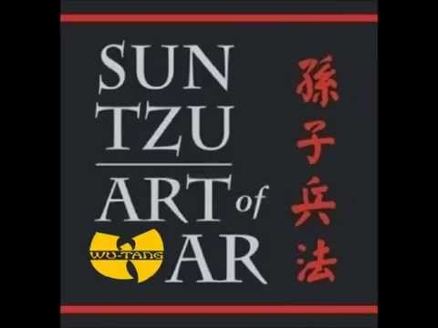 The Art of War Audiobook, backlaid by Wu Tang Clan