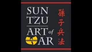 the art of war audiobook backlaid by wu tang clan