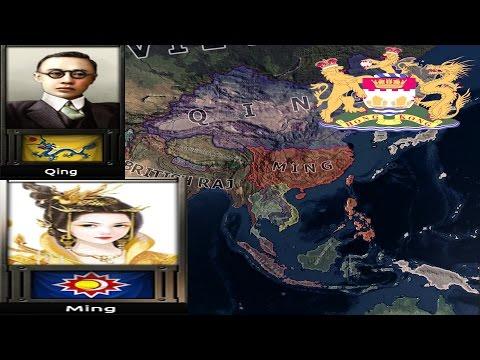 English Ming and Qing China | Hearts of Iron IV Spotlight