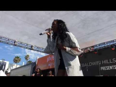 Monica Live #4 BET Concert