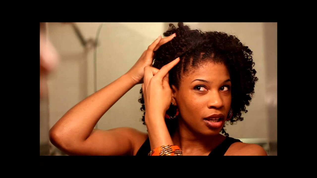 Blending Wigs With Natural Hair