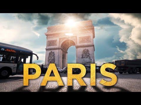 PARIS | Cinematic Travel Video