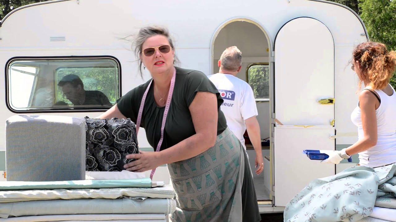 Kussens Caravan Bekleden : Workshop caravankussens stofferen urbans and indians en