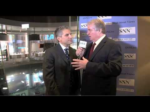 SNNLive with Joel Ackerman, CEO of Champions Oncology, Inc.