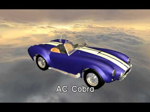 Car Disassembly 3D video trailer