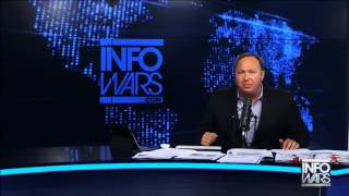 Alex Jones on a rant