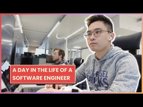 A day in the life of a Software Engineer in Helsinki, Finland 2021