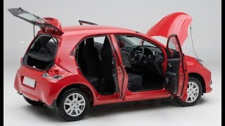 New Honda Brio interior official review 2018 soon