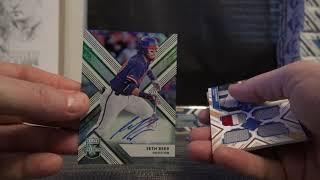 2018 Panini Elite Extra Edition Baseball 2 Box 'Random Pack' GB