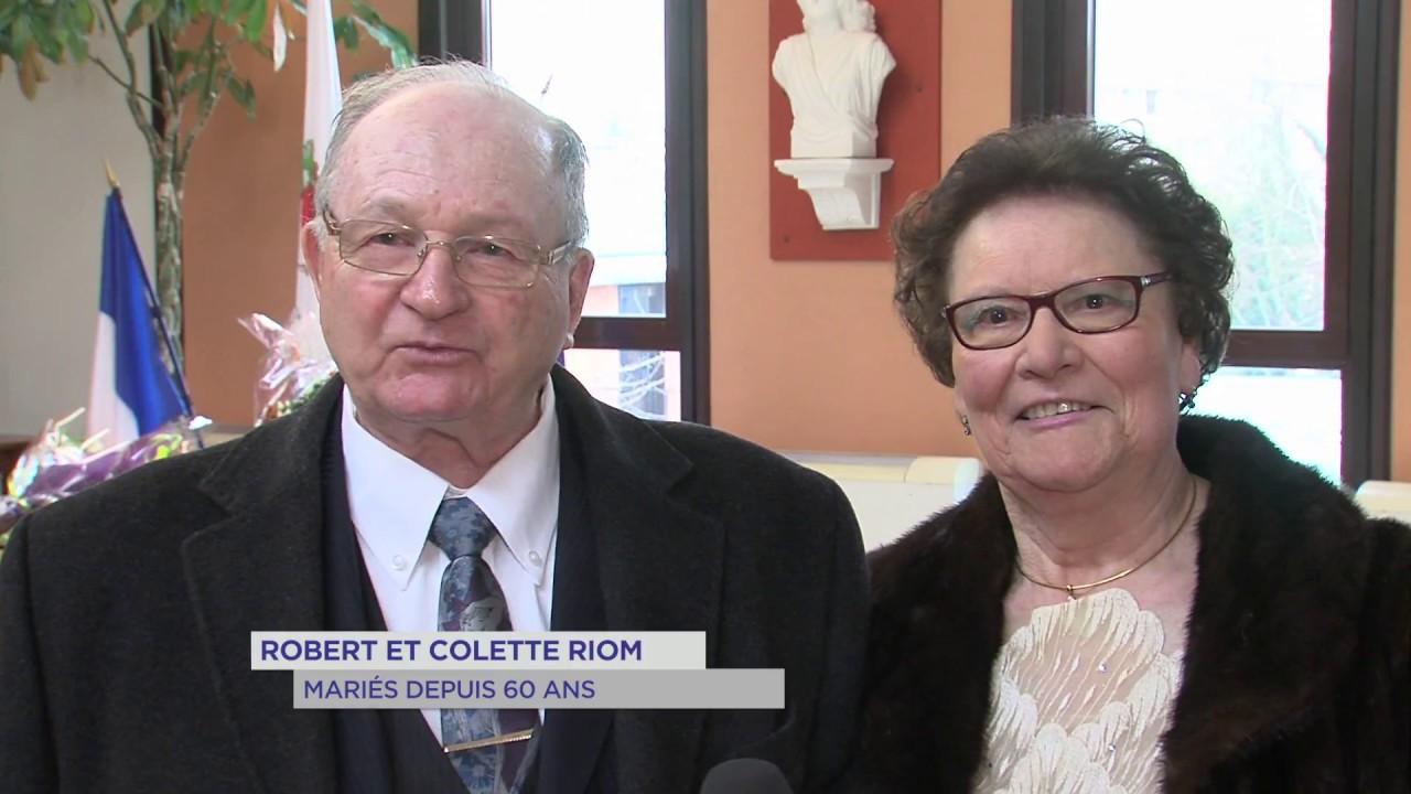 Romance : ils renouvellent leurs voeux 60 ans après