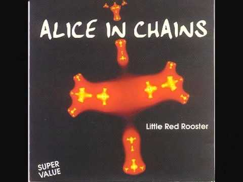 Alice In Chains - Live - Little Red Rooster- (Tilburg Netherlands 1993)