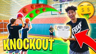 Win a Game of Knockout, I'll Buy You NEW AirPod Pros!