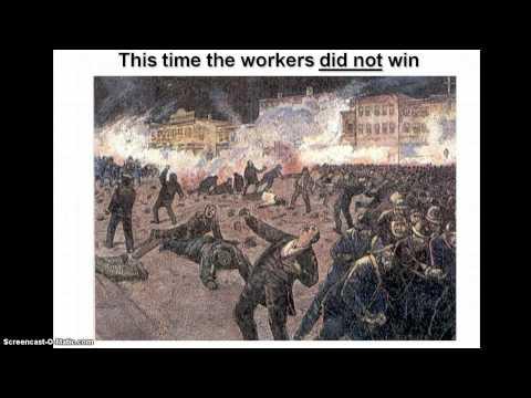 Mini-Lesson on Labor Unions
