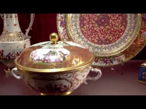 The Rarest Meissen Porcelain