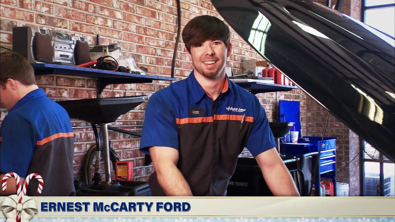 Merry Christmas u0026 Thank You from Ernest McCarty Ford  sc 1 st  YouTube & Merry Christmas u0026 Thank You from Ernest McCarty Ford - YouTube markmcfarlin.com