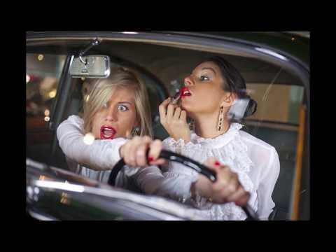 """Подборка № 1 : """"Женщины за рулем"""""""