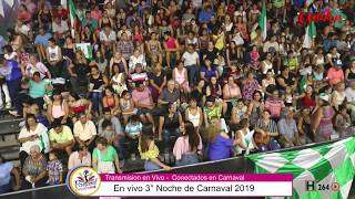 Carnaval de Concordia, Entre Rios 3° noche - Conectados En Carnaval