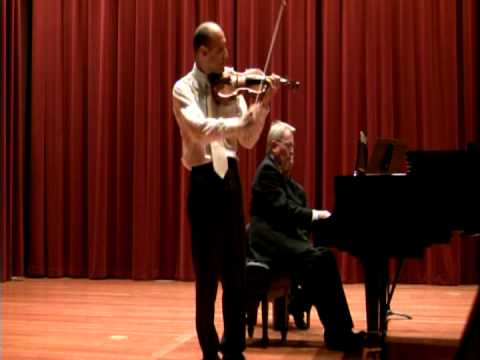 Jassen Todorov, Schumann, Sonata in A minor & Saint-Saens, Introduction and Rondo Capriccioso