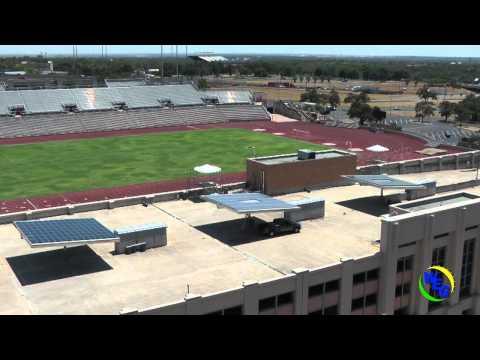 UT Manor Solar PV Power Generation Project