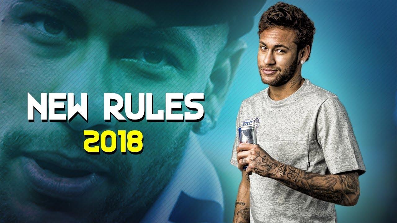 Neymar Jr New Rules Skills Assists Goals 2018 Hd Youtube