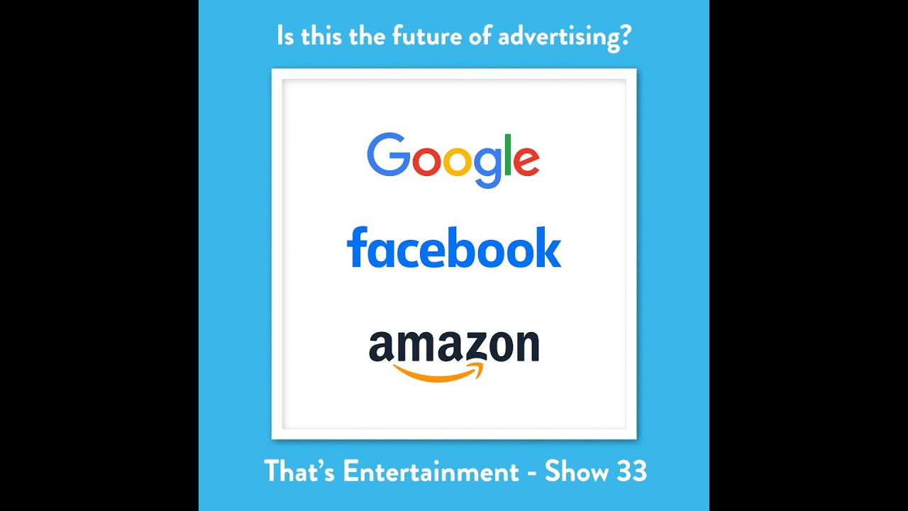 SHOULD WE BE WORRIED THAT THREE COMPANIES NOW RECEIVE MORE THAN 50% OF ALL U.S. ADVERTISING SPEND?