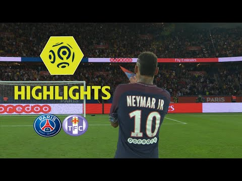 Paris Saint-Germain - Toulouse FC (6-2) - Highlights - (PARIS - TFC) / 2017-18