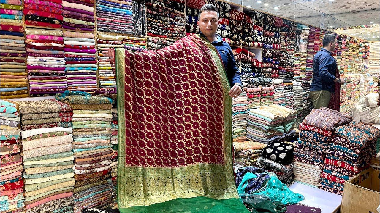 *New Arrivals* Pure Banarsi Shawl Suit - Pure Palachi Suit - Velvet shawl Suit - Fancy chiffon Suit