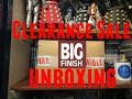 Doctor Who Big Finish Clearance Sale Unboxing mp3