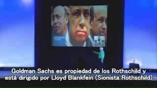 David Icke - Sionismo Rothschild (Subtítulos Español)