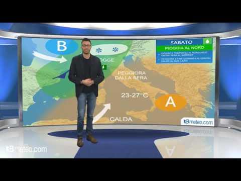 Meteo weekend Italia: ultimi aggiornamenti