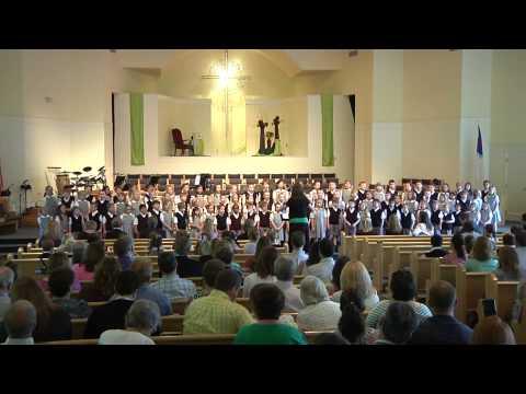 Highlands Latin Spring Meadows Recitations and Closing School Ceremony