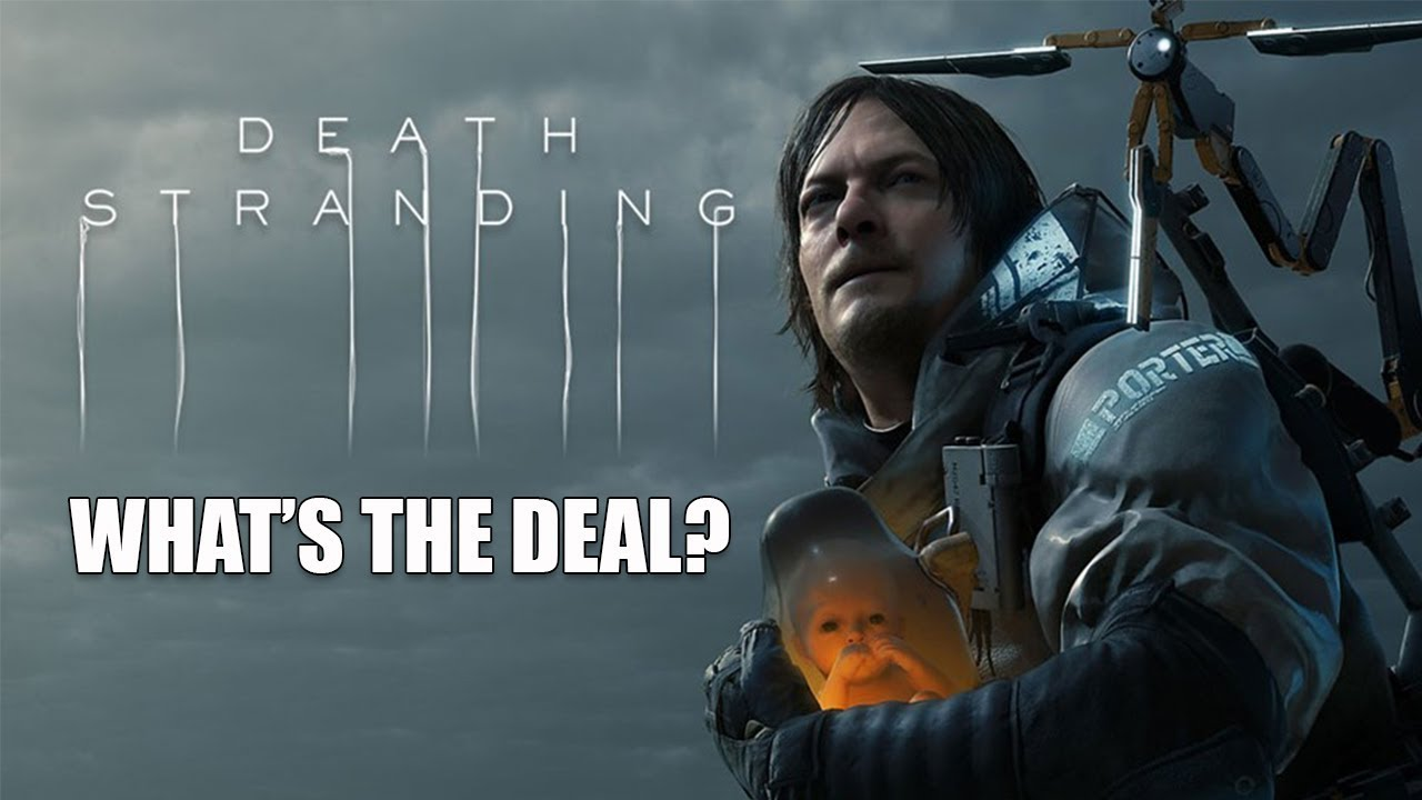 "My Take On The ""Death Stranding"" Review Debacle thumbnail"