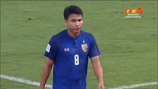 All Goal First Half | Malaysia VS Thailand Semi Final AFF SUZUKI CUP 2nd Leg 2018