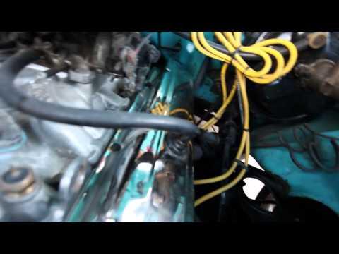 Belair Mallorca Motor und Auspuff Geräusche