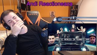 REACTIONEZ LA ANDI SI BERCEA IN 5GANG SOS! (Parodie)