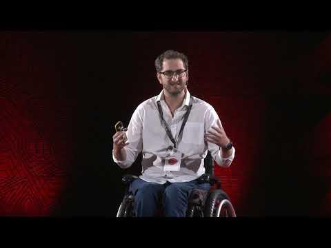 Assumir a esperança de humanizar a robótica  | Luis Matos | TEDxVilaNovadeGaia
