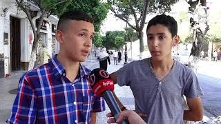 شاهد اراء الجزائريين حول قطع الأنترنت أيام البكالوريا