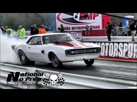 Derek Silver Unit vs Tipsy Camaro at Edinburg Street Outlaws no prep live event